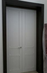 межкомнатная дверь с шумоизоляцией