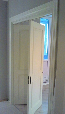межкомнатная дверь книжка