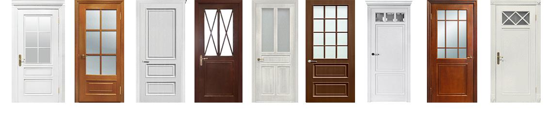 Захаровские двери